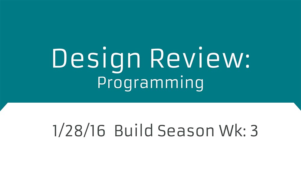 Design_Review-Programming-2016-01-28